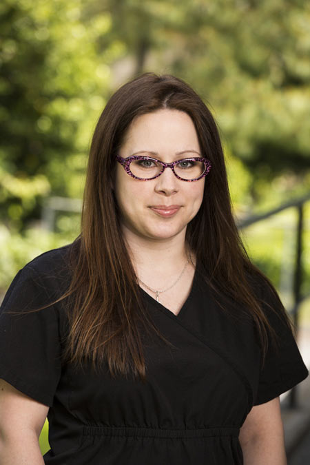 Leah - Central Saanich Optometry Clinic, Optometrists in Saanichton, BC